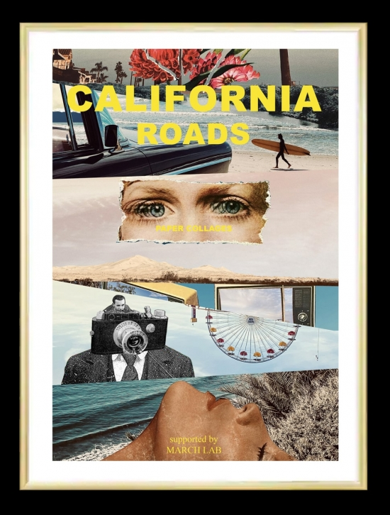 Les Collages « California...